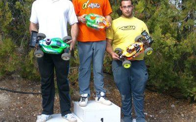 Sexta y última prueba del Campeonato de Aragón 1/8 TT Gas 2013