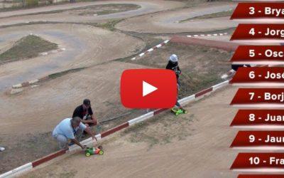 Vídeo: Final del Campeonato de España 1/8 tt Gas 2013 en Ibi. ¡Se acabó!