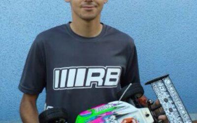 Ignacio Candel correrá en 2014 con RB