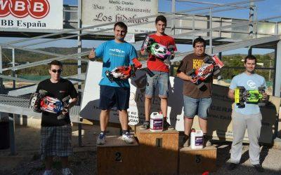 Resultados del Campeonato provincial de Castellón TT