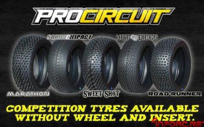 Gama ProCircuit, ahora disponible también sin llanta ni foam