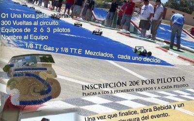 Tercer Open Trofeo de Relevos Club El Estrecho 2013