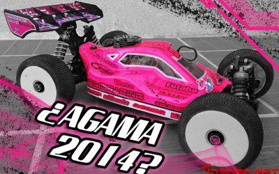 Novedades de Agama...¿nuevo modelo para 2014?
