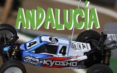 Primera prueba del Campeonato de Andalucía 1/10TT Eléctrico en San José de la Rinconada