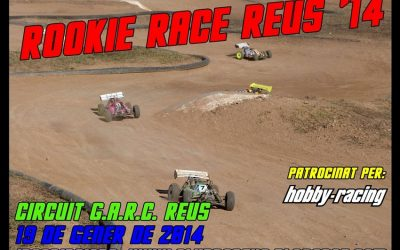 Rookie Race Reus 2014