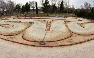 Crónica: Primera prueba del Cto de Aragón 1/8 TT Gas 2014. Por Jorge Fernández