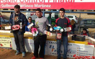 Manuel Iniesta se lleva la quinta prueba del Open de Murcia