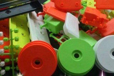 Colores por todas partes para tu Kyosho MP9