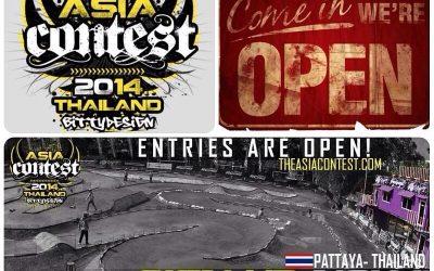 Inscríbete ya en la ASIA Contest 2014 desde su web