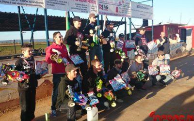 Resultados del Campeonato de Andalucía 1/8 tt gas en San José de la Rinconada