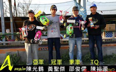 Resultados de los motores Alpha desde Taiwan