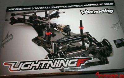 Montaje del nuevo VBC Lightning F. Por RC Machines