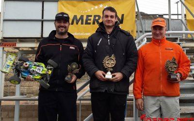 Crónica: Segunda prueba del Campeonato de la Rioja 1/8 TT Gas. Por Jorge Fernández