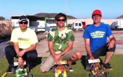Crónica: Tercera prueba del Campeonato 1/8 y 1/6 off road de Lanzarote