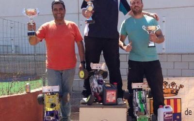 Resultados de la segunda prueba del Campeonato local de Puzol RC