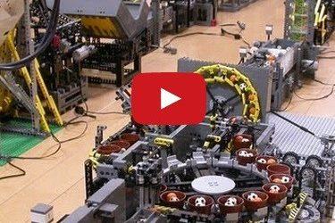 Video de los Viernes: Los LEGO dominarán el mundo...