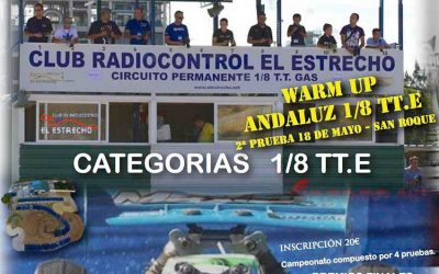 Domingo 27, primera prueba puntuable del Campeonato Modelestrecho 2014