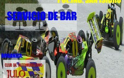 Tercera prueba del Campeonato de Extremadura 1/8 TT Gas