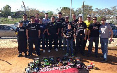 Zacarías Villalba y Team C, arrasan en la tercera prueba del Campeonato de Andalucía 1/10 2014