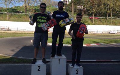 Crónica y resultados de la primera prueba del Trofeo Luso Galáico de pista