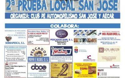 Todo listo en San José de la Rinconada para el Warm Up del Nacional B el 4 de Mayo