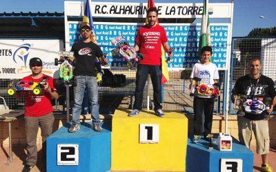 Resultados de la primera prueba del Campeonato de Málaga 1/8 TT Gas 2014