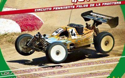 Segunda prueba del Campeonato de Andalucía 1/8TT Gas en Palos de la Frontera, Huelva