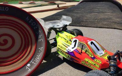 Robert Batlle consigue la pole y la victoria en la segunda prueba del Nacional 1/10 2WD