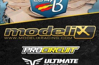 Soporte de Modelix Racing en el Campeonato de Europa B de Fuencarral