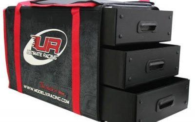 Nuevas maletas de transporte Ultimate Racing