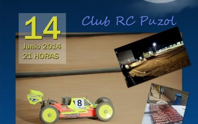 Campeonato nocturno Puzol RC 2014