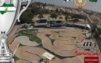 Este finde, tercera prueba del Campeonato de Andalucía 1/8 TT E