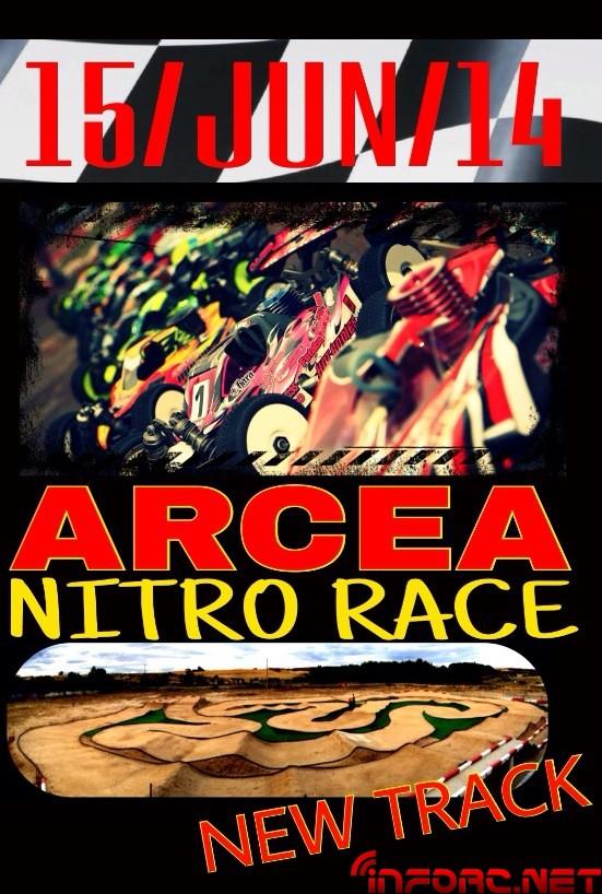arcea nitro race 2014
