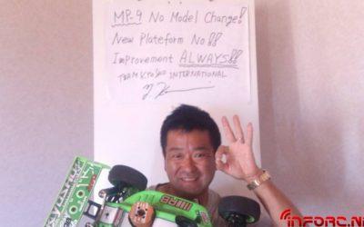 Kanai desmiente los rumores de un posible Kyosho MP10