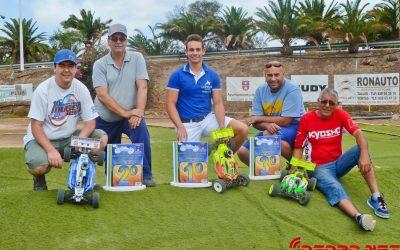 Crónica: 7ª Carrera del Campeonato Provincial de Las Palmas 1/8 TT GAS