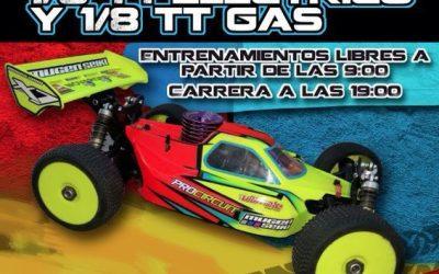 El 30 de Agosto, nocturna 1/8 tt gas en La Nucia
