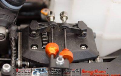 Mundial 1/8 2014 – Piezas prototipo en el Hot Bodies D812 de Ty Tessmann