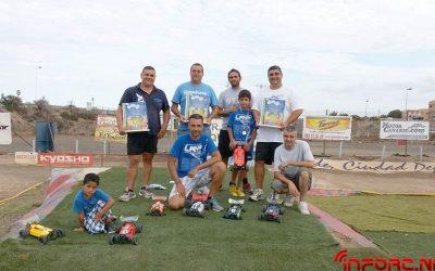 Cristo González y Alexis Díaz, sendos ganadores en Telde