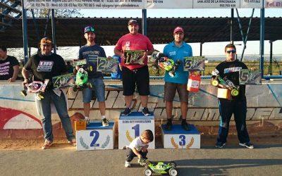 Resultados: Cuarta prueba Campeonato de Sevilla 1/8 TT Gas 2014