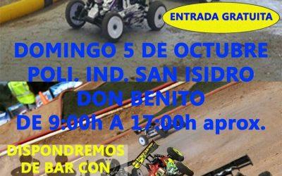 Este Domingo, 5ª prueba del Regional Extremeño 1/8 TT Gas 2014