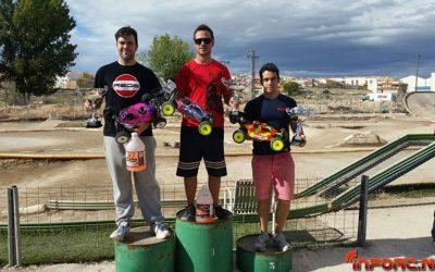Crónica: Daniel Bernabé y el regional de Murcia