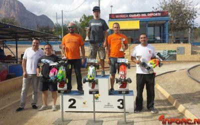Resumen: Última prueba Campeonato Levante 1/8 TT-E