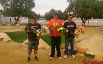 Edu Ortega se lleva la sexta prueba del Provincial de Almería 1/8 TT Gas 2014