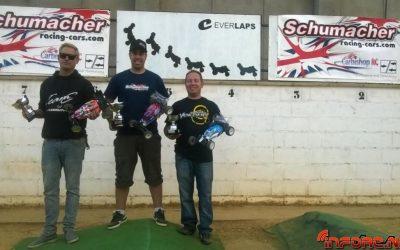 Pablo Fernandez y Schumacher KR-KF-Campeones de SNS 2014