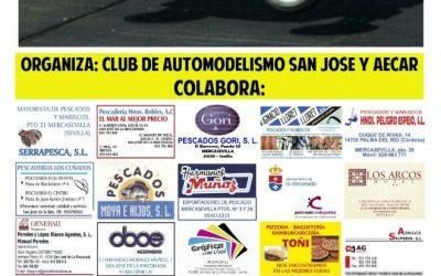 26 de Octubre, cuarta prueba del Camp. de Sevilla 1/8 TT Gas