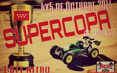 4 y 5 de Octubre, supercopa de Madrid en El Alamo
