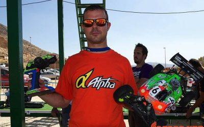 Borja Hernández confirma su continuidad con Alpha durante 2015