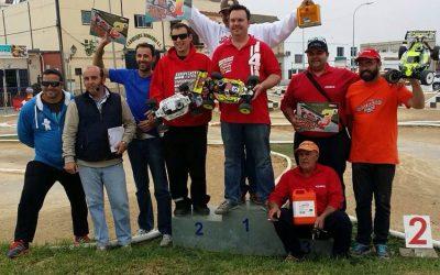 Edu Ameijide, Michael Todd y su Mugen MBX7R, campeones de España Resistencia 2014
