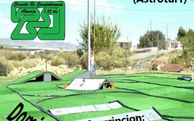 16/11 - Tercera prueba provincial Almeria 1/10 TT e