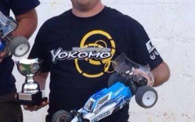 Guadalcacin Indoor 2014 - David Bustos, piloto confirmado